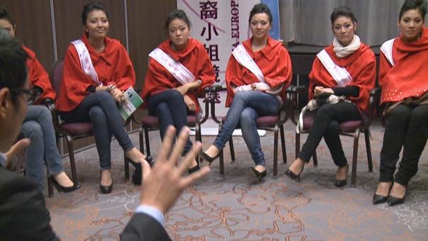 Miss China Europe 2009 - Gathering Weekend - Amsterdam, NETHERLANDS