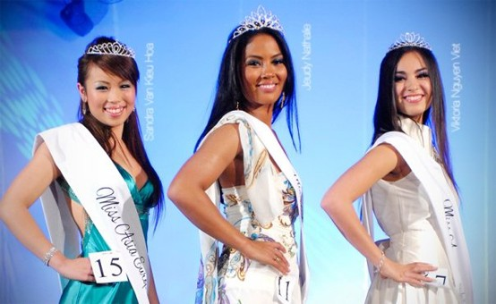 Miss Asia Europe 2009 - Final Show - Budapest, HUNGARY