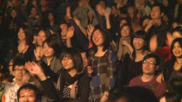 Eason Chan Concert 2010 - Europe Tour - Rotterdam, NETHERLANDS